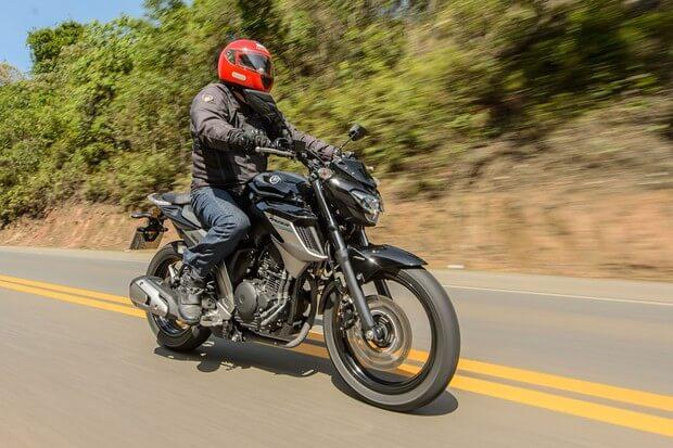 Financiamento da moto Yamaha Fazer 250
