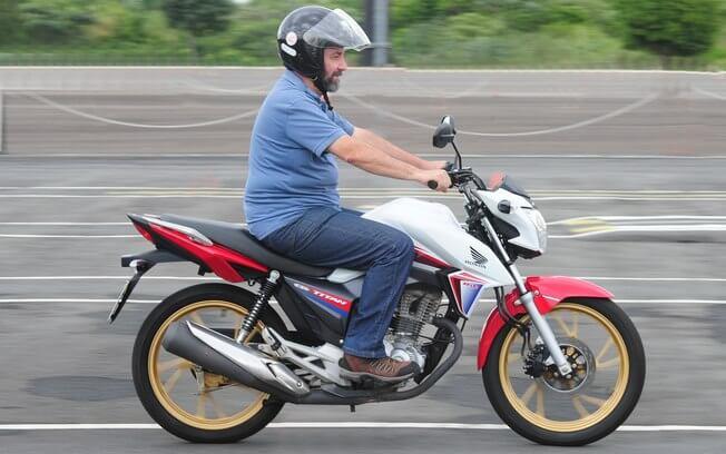 Financiamento da Honda CG 160