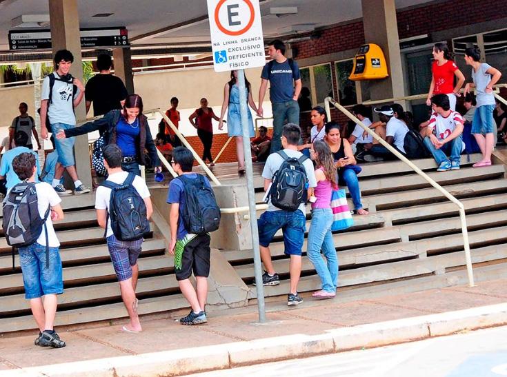Vestibular da Unicamp tem mais de 77 mil inscritos com recorde de alunos da rede pública