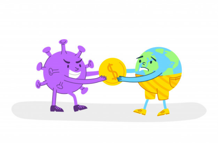 Terra contra coronavírus