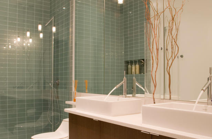 banheiro spa