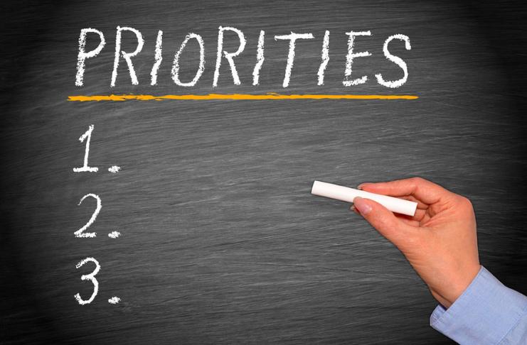 Qual deve ser minha maior prioridade de dinheiro?