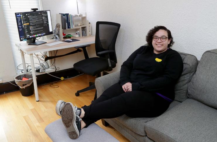 Amanda DoAmaral, CEO da Fiveable, fala sobre a abordagem da disrupção como empreendedora