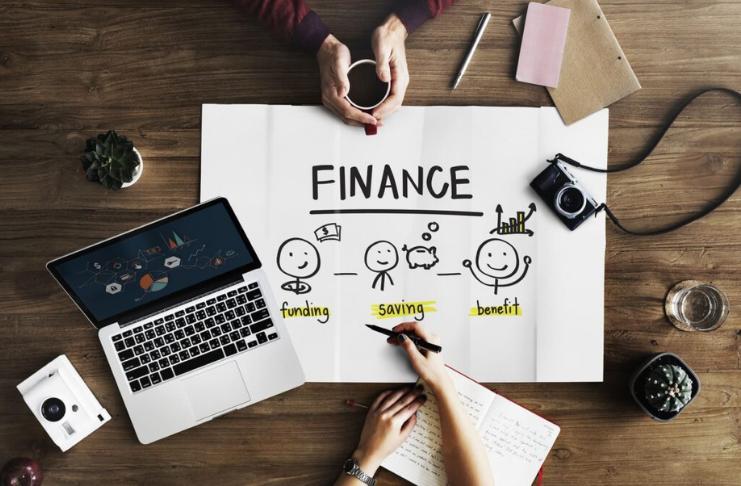 Se concentre em suas finanças agora