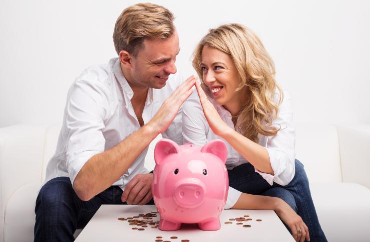 Como minhas finanças mudaram após o casamento