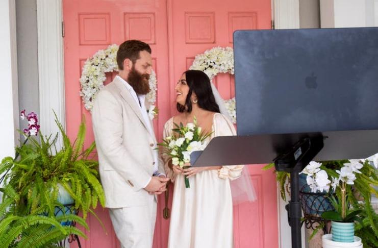 Razões para considerar um casamento virtual