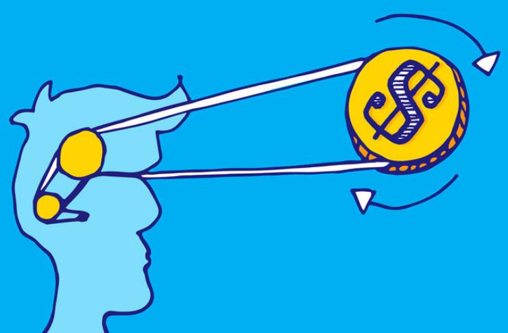 Como gerenciar seu dinheiro afeta seu cérebro