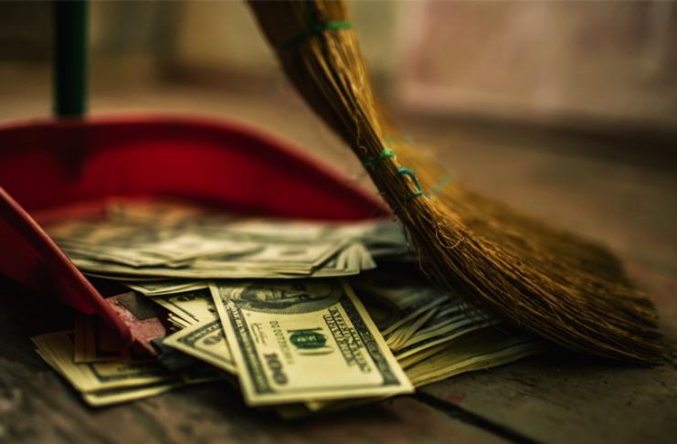 O que é uma varredura de dinheiro?