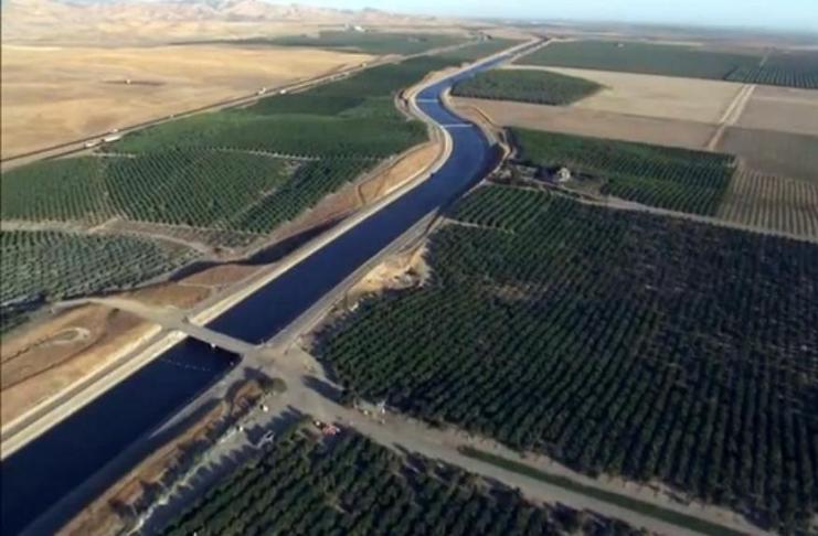 Os futuros da água da Califórnia começam a ser negociados à medida que aumentam os temores de escassez
