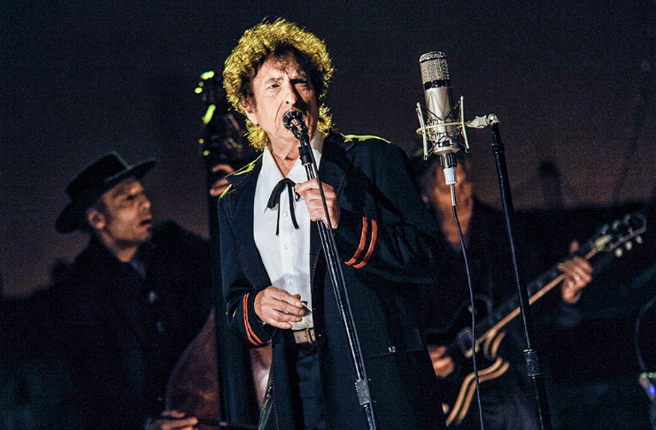 Bob Dylan vende todo o seu catálogo de músicas para a Universal
