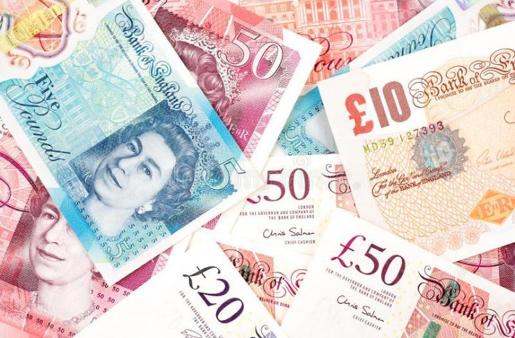 £ 50 bilhões de libras estão 'faltando'. Ninguém tem uma explicação