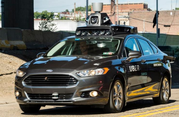 Uber está abandonando seus esforços para construir carros autônomos