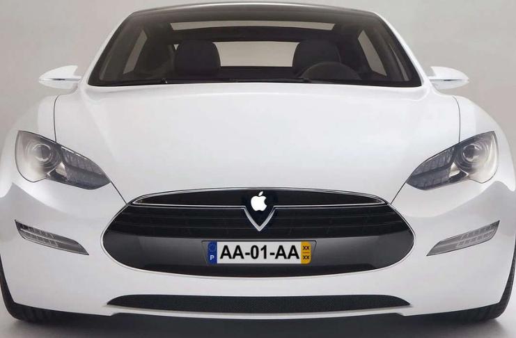 Apple supostamente desenvolvendo carro elétrico