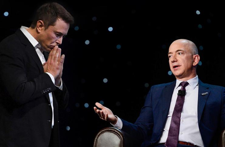 Elon Musk ultrapassa Jeff Bezos para se tornar a pessoa mais rica do mundo