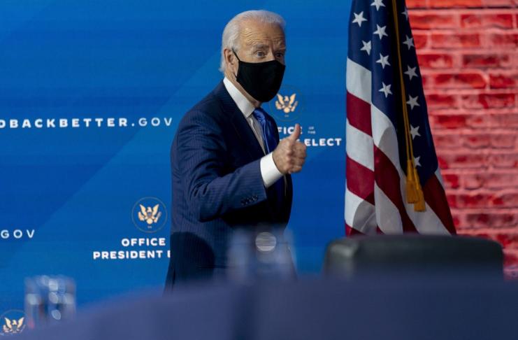 Mais de 170 líderes empresariais assinam carta instando o Congresso a aceitar a vitória de Biden