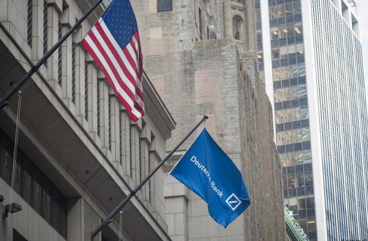 Deutsche Bank está se despedindo de Trump