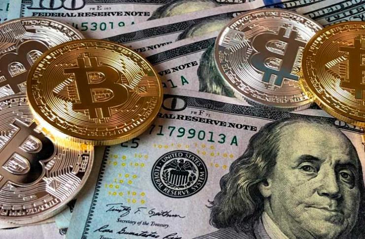 Bancos e outras empresas financeiras ganham com o boom do bitcoin